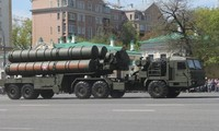 Russia deploys S-400 missile battery to Syria