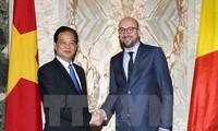 Vietnam-Belgium relations grow strongly