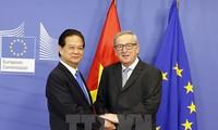 Vietnam, EU conclude FTA negotiation