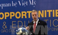 Prospects in Vietnam-US economic and educational cooperation