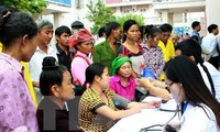 Tet gifts for the people under preferential treatment policy