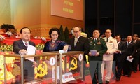 Delegates to elect Central Committee members