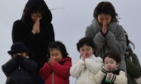 Japan remembers tsunami and earthquake victims