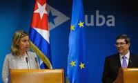 Cuba, EU sign deal normalizing relations