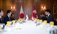Japan, Canada urge G-7 for close coordination to boost global growth