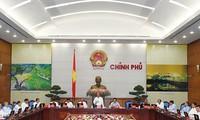 Cabinet members discuss socio-economic performance