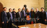 Vietnam, UK step up parliamentary cooperation