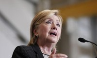 H. Clinton strongly criticizes D.Trump for calling Obama founder of IS
