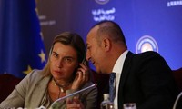 Turkey, EU agree to ease tension after failed coup