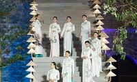 Hanoi Ao Dai Festival attracts over 30,000 people in 3 days