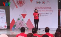 Vietnam Red Cross Society urged to do more for humanitarian initiatives