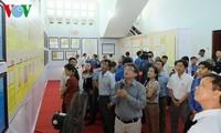 Exhibition on Hoang Sa, Truong Sa archipelagos opened in Ha Nam