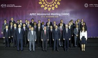 APEC Ministers determined to increase regional economic links