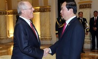 President Tran Dai Quang attends APEC Summit 2016