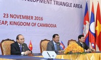 Vietnam, Laos, Cambodia determined to uphold special cooperation mechanism
