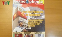 French magazine carries special edition on East Sea