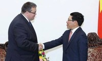 Progress in Vietnam-Hungary ties