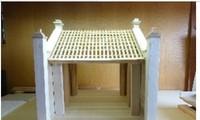 Japanese architect donates model of Vietnam's ancient village gate