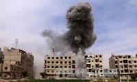 Mixed reaction to US's air raids on Syrian military airfield
