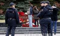 Russia police arrest several suspects in St Petersburg metro attack