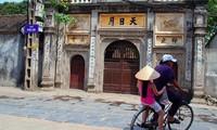 Phu Luu village in Bac Ninh province
