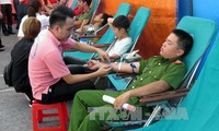 More people respond to 2017 Blood Donation Campaign