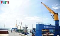 Chu Lai port, a key logistics hub in the central region