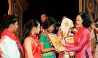 Outstanding ethnic children honored