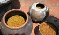 Soy sauce making in Cu Da village