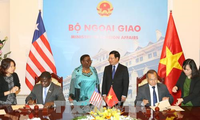 Vietnam, Liberia agree on specific measures to boost bilateral cooperation