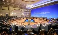 Syria talks focus on Russia-proposed plan