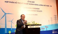 EU supports Vietnam in sustainable energy development