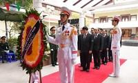 VOV leaders pay tribute to former PM Phan Van Khai