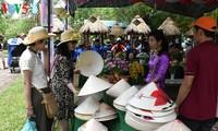 Rural market, a community tourist attraction in Thua Thien Hue