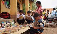 HCMC youths dream of establishing 1,001 libraries for remote areas
