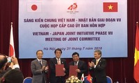 Seventh phase of Vietnam-Japan Joint Initiative launched