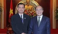 越南国家审计署加强与缅甸国家审计署合作