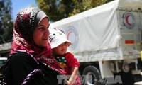 联合国世界难民日活动在叙利亚举行