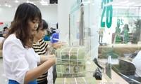 越南国家银行继续按照经济增长6.7%的目标调控货币政策