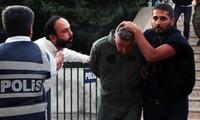 土耳其政变后被捕人员继续增加