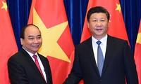 越南政府总理阮春福访华全程图片集锦