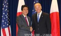 日本和美国同意推动实施《跨太平洋伙伴关系协定》