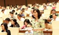 越南国会讨论《规划法(草案)》
