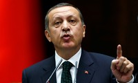 土耳其加强在土叙边境的军事部署