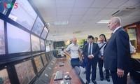 Đại sứ Liên Bang Nga thăm và làm việc với Đài Tiếng nói Việt Nam