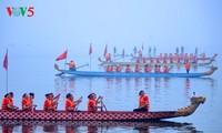 Lễ hội bơi chải thuyền rồng Hà Nội mở rộng 2018