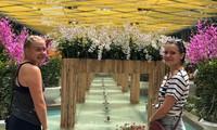 Rực rỡ sắc màu tại Lễ hội hoa lan thành phố Hồ Chí Minh năm 2019