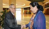 Vietnam-Cambodge: pour une coopération parlementaire accrue
