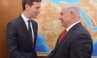 """Trump """"très engagé"""" dans le processus de paix israélo-palestinien"""