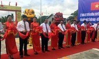 Inauguration d'une route de transport de marchandises Vietnam-Chine